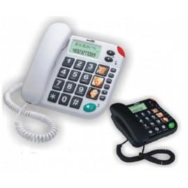 Telefon Przewodowy Stacjonarny MAXCOM KXT480 dla osoby starszej