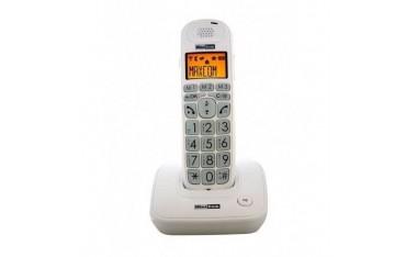Telefon Bezprzewodowy dla seniora MAXCOM MC6800