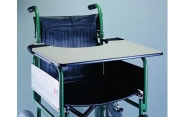 Duży stolik do wózka inwalidzkiego