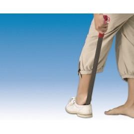 Długa łyżka do obuwia - metalowa