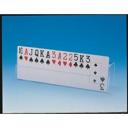 Stojak do kart na stolik