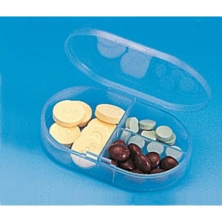 Kasetka na leki - 3 przegródki