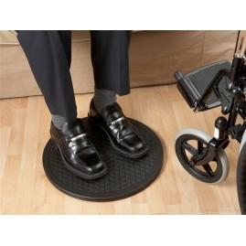 Transfer obrotowy do przenoszenia niepełnosprawnego