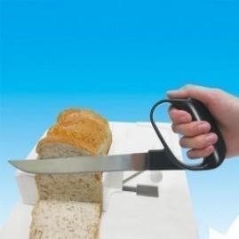 Nóż do chleba dla osoby niepełnosprawnej