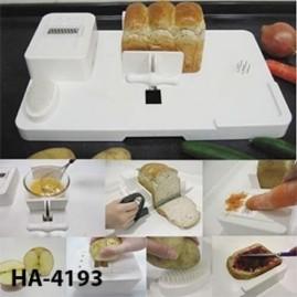 Wielofunkcyjna deska kuchenna dla niepełnosprawnych