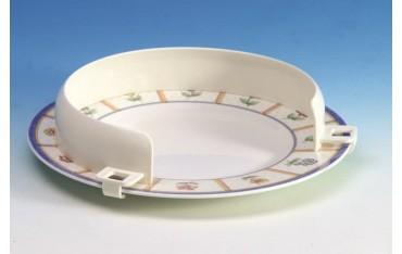 Plastikowa osłona na talerz