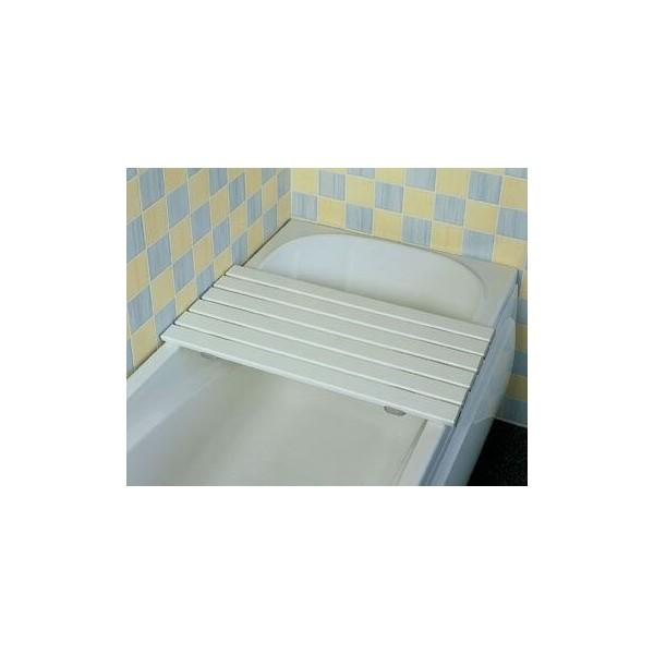 Szerokie siedzisko kąpielowe, ławka na wannę - 6 listew