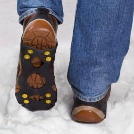 Antypoślizgowe raki na buty - rozmiar uniwersalny