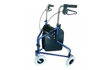 Podpórka inwalidzka trójkołowa