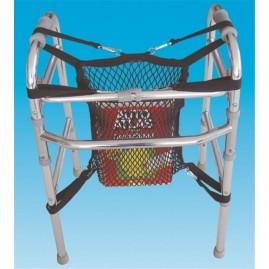 Torba, siatka na balkonik rehabilitacyjny i chodzik