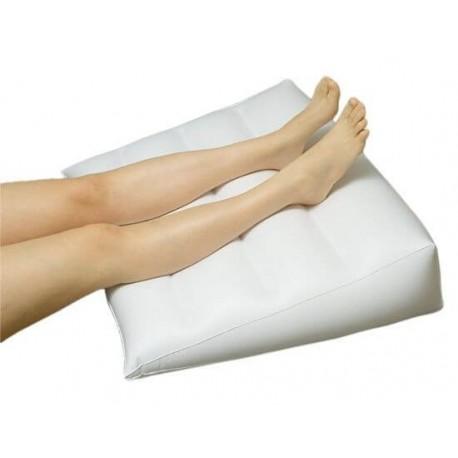 Nadmuchiwana poduszka ortopedyczna pod nogi i plecy