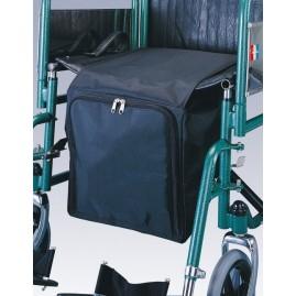 Torba do wózka inwalidzkiego montowana pod siedziskiem