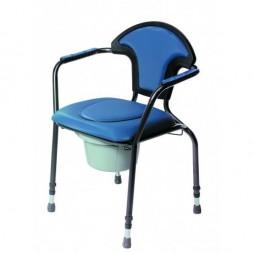 Fotel toaletowy z regulacją wysokości