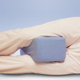 Poduszka separator - klin między uda z obejmą na nogę