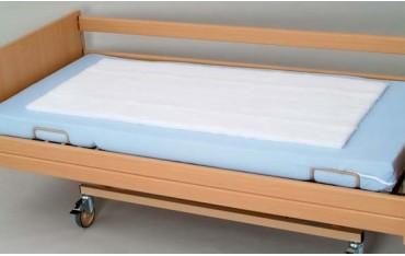 Podkład antyodleżynowy z runem ze sztucznego włókna do łóżka 90x210cm