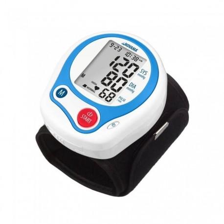 Ciśnieniomierz automatyczny nadgarstkowy NOVAMA wristHOME
