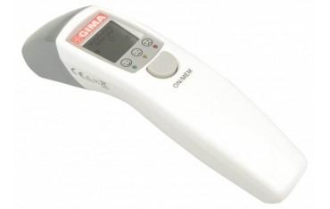 Termometr bezdotykowy do czoła, ucha, powierzchni i płynów GIMA 25585