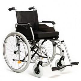 Wózek inwalidzki stalowy ręczny