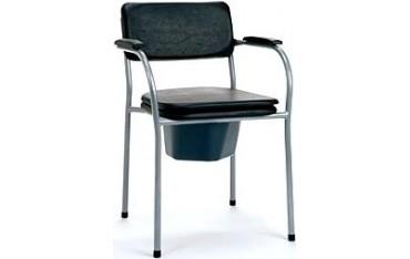Krzesełko toaletowe nieskładane