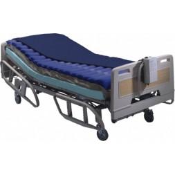 Materac pneumatyczny komorowy, 17 komór o wys. 10 cm, zawór CPR