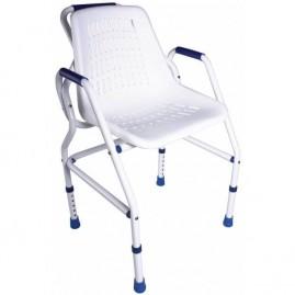 """""""ATLANTIS"""" fotel prysznicowy z regulacją wysokości"""