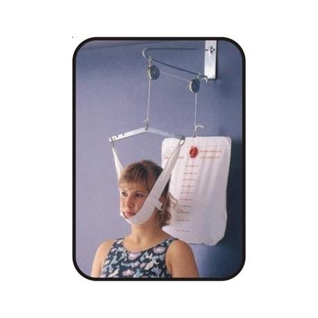 Pętla Glissona - przyrząd do ćwiczeń górnego odcinka szyjnego
