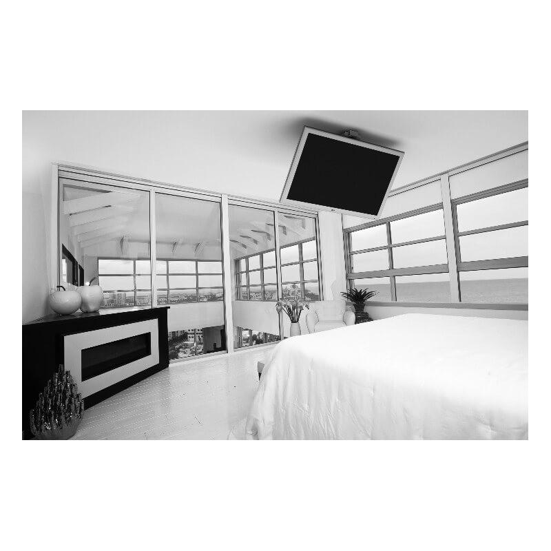 uchwyt sufitowy do telewizora pomoce dla seniora. Black Bedroom Furniture Sets. Home Design Ideas