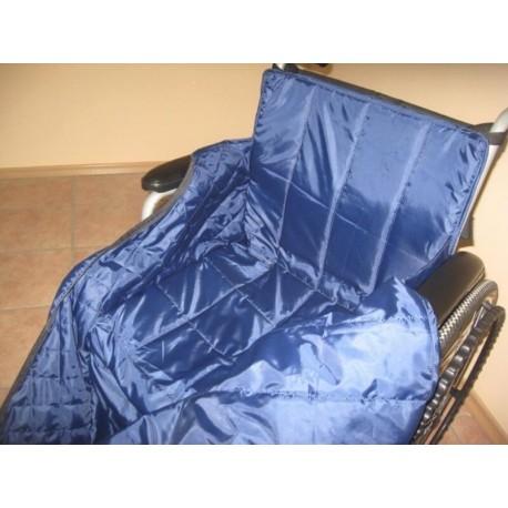 Ochraniacz na nogi do wózka inwalidzkiego