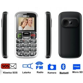 Telefon komórkowy dla seniora MaxCom MM 462 BB