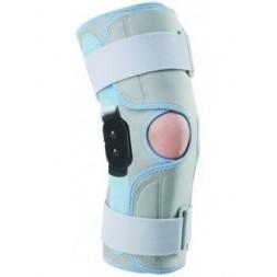 Orteza stawu kolanowego stabilizująca, bez regulacji kąta zgięcia