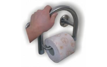 Uchwyt na papier toaletowy poręcz