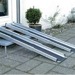 Rampa teleskopowa dla wózków inwalidzkich - para 210 i 300 cm