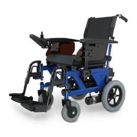 Wózek inwalidzki PRIDE R1 z napędem elektrycznym krzyżakowo składny
