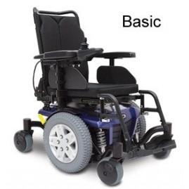Wózek z napędem elektryczny Pride Q4 Standard