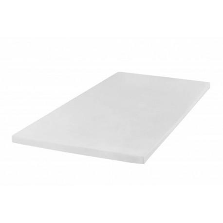 Profilowany materac nawierzchniowy 160x200