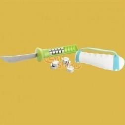 Innowacyjny nóż z obciążnikami dla chorych na Parkinsona