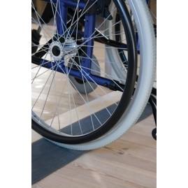 Rampa progowa gumowa dla wózków