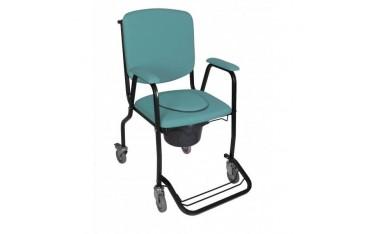 Fotel sanitarny COMFORT na kółkach