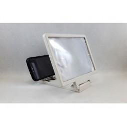 Szkło powiększajce ekran telefonu