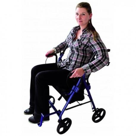 Podpórka i wózek transportowy 2 w 1