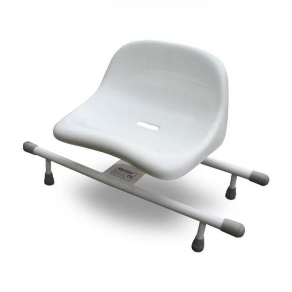 Krzesło na wannę obrotowe 360 stopni