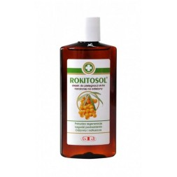 Rokitosol - olejek do pielęgnacji skóry narażonej na odleżyny