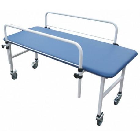 Kozetka stół z bokami do zabiegów do badań dzieci.