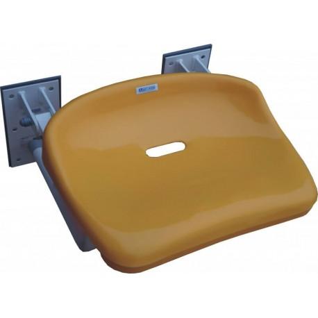 Siodełko prysznicowe uchylne Spu - 200 kg Yellow