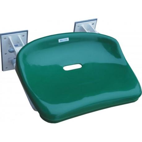 Siodełko prysznicowe uchylne Spu - 200 kg Green