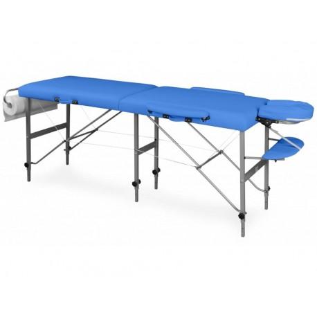 Stół do masażu TRIS ALUMINIUM