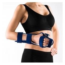 Orteza na rękę i przedramię z ujęciem kciuka (szyna kierunkowa)