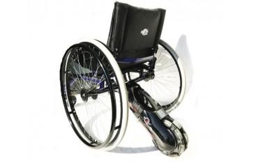 Pushmaster - napęd elektryczny do wózków inwalidzkich