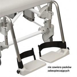 Etac Leg Support - podnóżek do Swift Mobile, wyjomwany z regulacją wysokości i kąta nachylenia stopki (para)