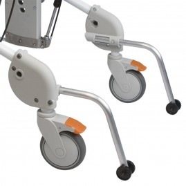 Etac Anti tippers - podpora antyupadkowa do wózków Swift Tilt Mobile i Swift Tilt Mobile XL 160 (para)